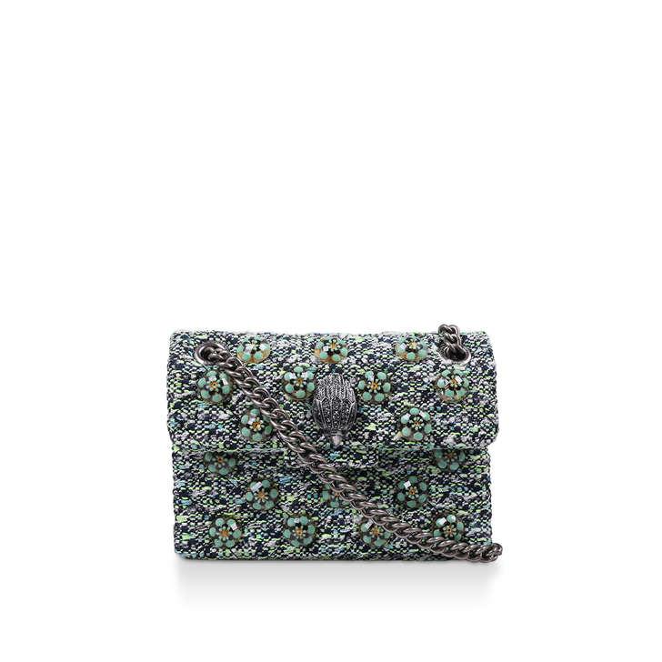 Kurt Geiger London Kensington Tweed Mini Bag