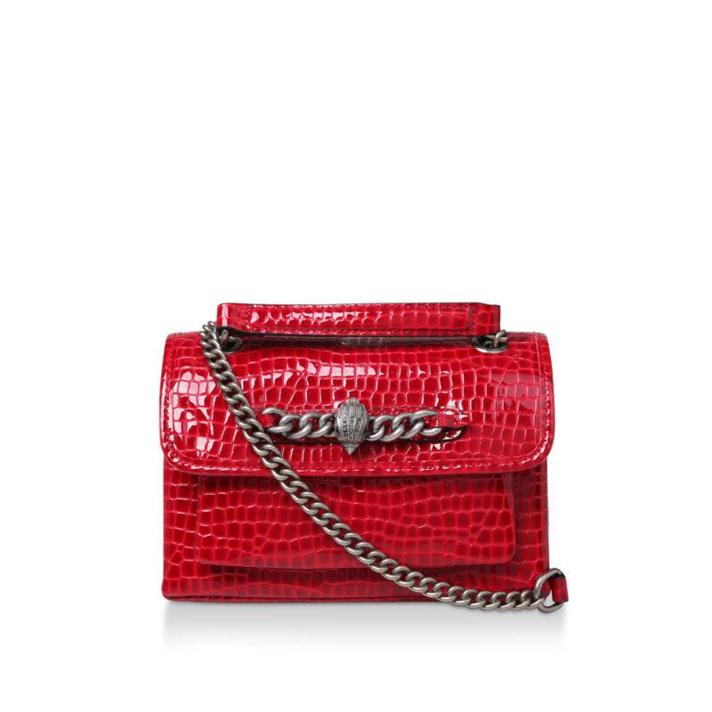 Kurt Geiger Chelsea Bag - Red